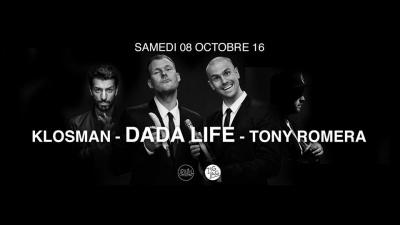 Dada Life en DJ Set au Zig Zag Club