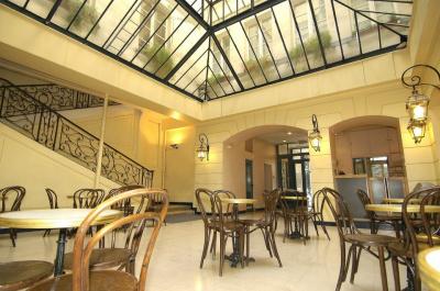 Les auberges de jeunesse du BVJ à Paris