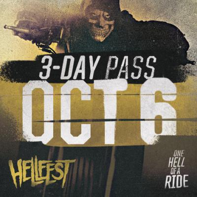 Hellfest 2017 à Clisson : ouverture de la billetterie le 6 octobre