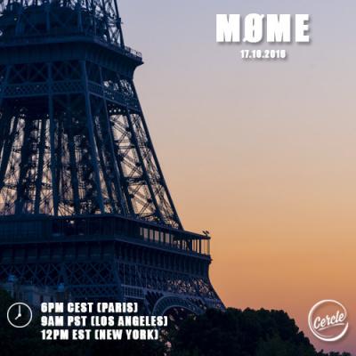 Møme en concert à la Tour Eiffel