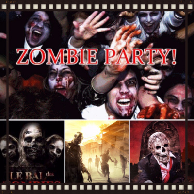 Halloween 2016 : Le Bal des Vampires et des Zombies à Paris