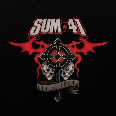 Sum 41 en concert au Zénith de Paris en février 2017