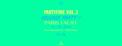 Faust x Partyfine Vol.3