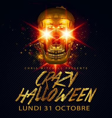 Crazy Halloween 2016 au 3 Club