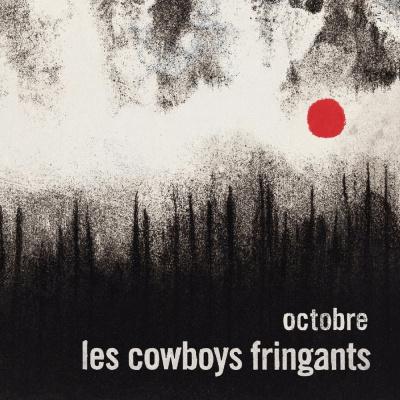 Les Cowboys Fringants en concerts à l'Olympia de Paris en avril 2017