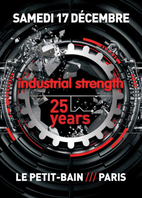 Industrial Strength fête ses 25 ans à Petit Bain