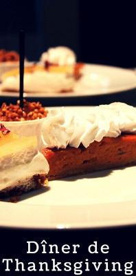 Thanksgiving 2016 au Gentle Gourmet Café