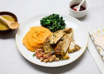 Thanksgiving 2016 by FoodChéri