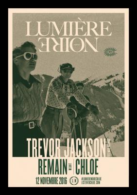 Lumière Noire au Rex Club avec Chloé et Trevor Jackson