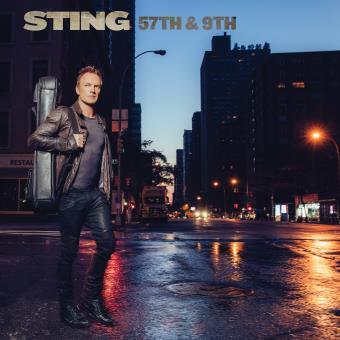Sting en concert à Paris le 12 novembre 2016 pour la réouverture du Bataclan