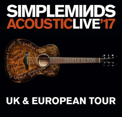 Simple Minds en concert au Grand Rex de Paris en mai 2017
