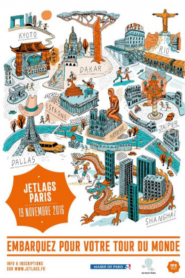 Jetlags by Pop in the City : embarquez pour votre tour du monde!