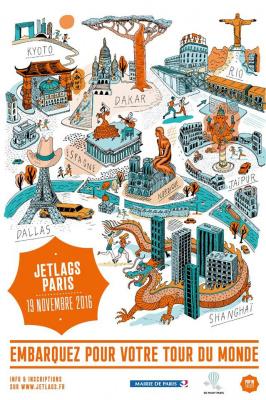 Jetlags by Pop in the City : embarquez pour votre tour du monde!