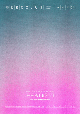 Head_On au Rex Club avec Carlos Valdes