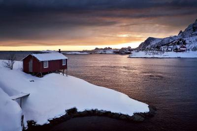 Marché de Noël Norvégien 2016 à La REcyclerie