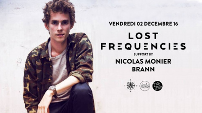 Lost Frequencies au Zig Zag Club