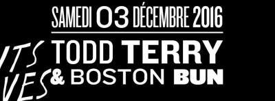 Todd Terry & Boston Bun au Club Nuits Fauves