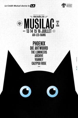Festival Musilac 2017 à Aix-Les-Bains : dates, programmation et réservations