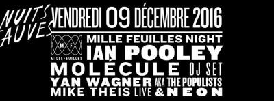 Mille Feuilles Night au Club Nuits Fauves