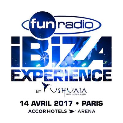 Fun Radio – Ibiza Experience à l'Arena Bercy de Paris en 2017
