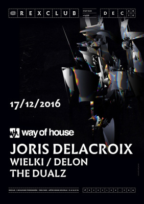 Way of House Night au Rex Club