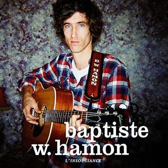 Baptiste W. Hamon en concert à La Maroquinerie de Paris