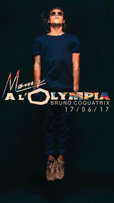 MØME en concert à l'Olympia de Paris en juin 2017