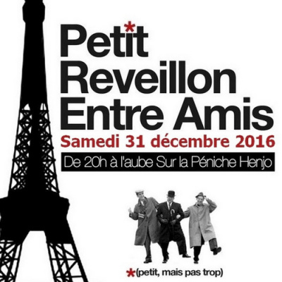 Restaurant Reveillon Famille Paris