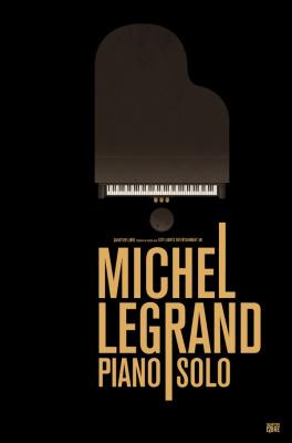 Michel Legrand en concert piano solo au Théâtre du Rond-Point