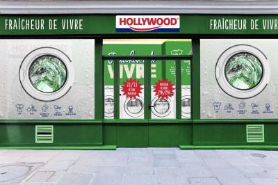 Un bar à gum éphémère s'installe à Paris