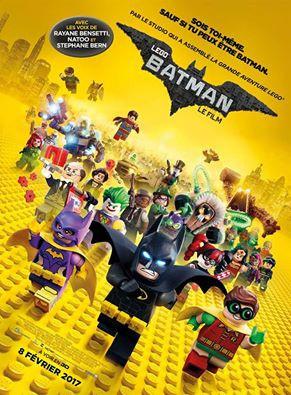 Lego Batman, le film en avant-première au Grand Rex de Paris