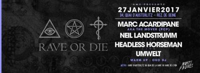 ROD au Club Nuits Fauves avec Neil Landstrumm en live