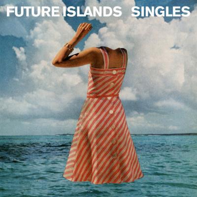Future Islands en concert à L'Elysée Montmartre de Paris en mai 2017