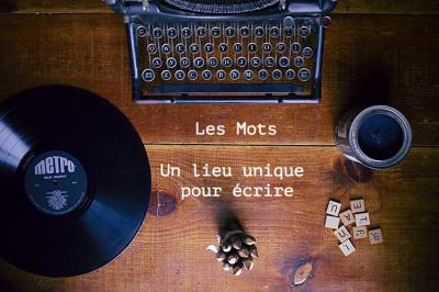 Ouverture d'une école d'écriture à Paris : Les Mots
