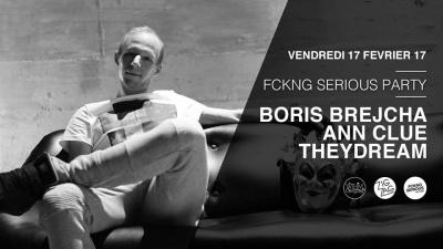 Fckng Serious de retour au Zig Zag Club avec Boris Brejcha