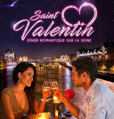 Saint Valentin 2017 au Bateau Le Quai