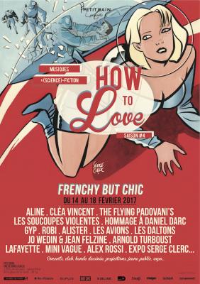 How to Love festival 2017 à Petit Bain