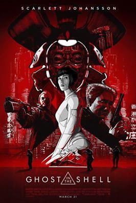 Ghost In The Shell en avant-première au Grand Rex de Paris et en présence de Scarlett Johansson