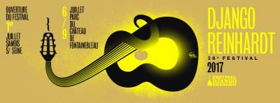 Festival Django Reinhardt 2017 : dates, programmation et réservations