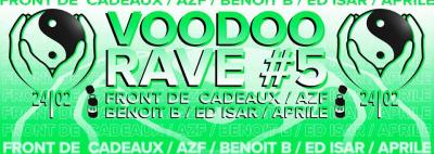 Voodoo Rave #5 au Batofar
