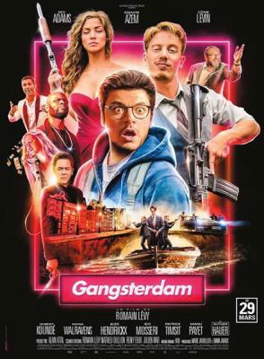 Gangsterdam en avant-première au Grand Rex de Paris en présence de Kev Adams