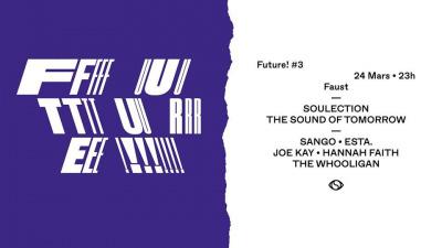 Future! au Faust avec Sango