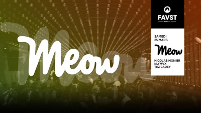 Faust x Meow avec Nicolas Monier, Klymvx, Tez Cadey