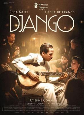 Django en avant-première au Grand Rex de Paris