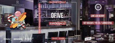 Tigre Blanc Vodka x OFIVE TV à l'hôtel Renaissance Arc de Triomphe