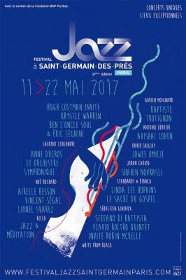 Festival Jazz à Saint-Germain-Des-Prés 2017 : dates, programmation et réservations
