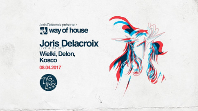 Joris Delacroix & friends au Zig Zag Club