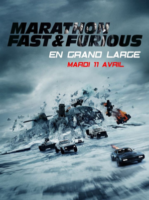 Marathon Fast And Furious au Grand Rex de Paris