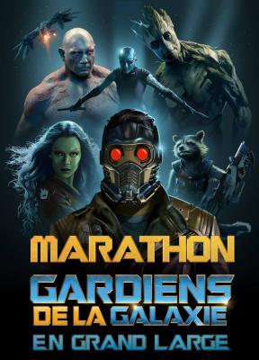 """Marathon """"Gardiens de la Galaxie"""" au Grand Rex de Paris"""