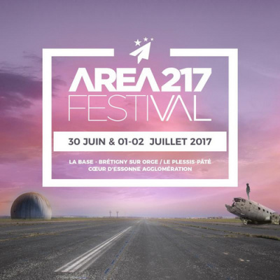 Area Festival 2017 à Brétigny : dates, programmation et réservations